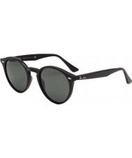 RayBan Rb2180 49 highstreet sort 601-71 solbriller