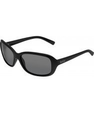 Bolle Molly skinnende sorte TNS-solbriller