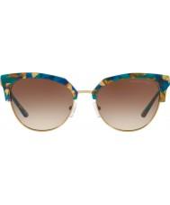 Michael Kors Ladies mk1033 54 334413 savannah solbriller