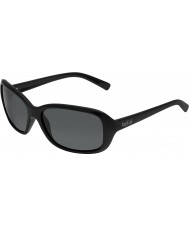 Bolle Molly skinnende sort polariseret TNS-solbriller