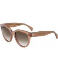 Celine Ladies cl 41.755 gky db opal brune solbriller
