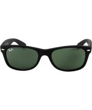 RayBan Rb2132 new wayfarer sort - grøn