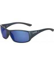 Bolle Kingsnake mat blå polariserede offshore blå solbriller