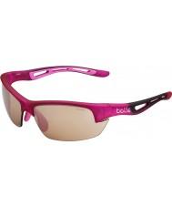 Bolle Bolt s pink modulator v3 golf solbriller