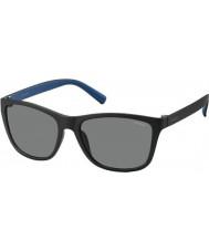 Polaroid Herre pld3011-s LLK C3 sort blå polariserede solbriller