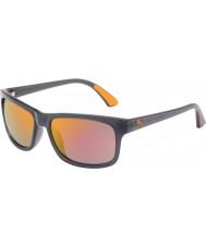 Puma Mens pu0010s grå appelsin solbriller