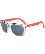 Bolle 527 retro indsamlingen skinnende krystal appelsin gb-10 solbriller