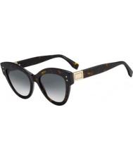 Fendi Kvinder ff0266 s 86 9o 52 peekaboo solbriller