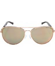 Michael Kors Mk1003 58 fiji rosa guld 1003r5 solbriller