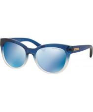 Michael Kors Mk6035 53 Mitzi I blå skraverede 312255 blå spejl solbriller