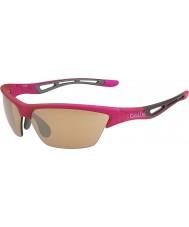 Bolle Tempest satin lyserød modulator v3 golf solbriller