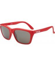 Bolle 527 retro indsamling skinnende rød camo TNS pistol solbriller