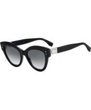 Fendi Kvinder ff0266 s 807 9o 52 peekaboo solbriller