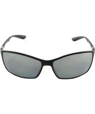 RayBan Rb4179 62 liteforce mat sort 601s82 polariserede solbriller