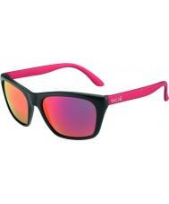 Bolle Jordan jr. (Alder 8-11) sort rød TNS brand solbriller