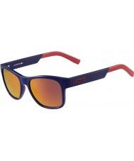 Lacoste L829s blå solbriller