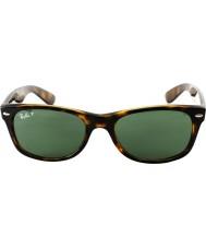 RayBan Rb2132 New Wayfarer Skildpadde - grøn