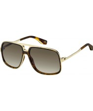 Marc Jacobs Ladies marc 265 s 086 ha 60 solbriller