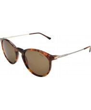 Polo Ralph Lauren Ph4096 50 klassiske flair jerry skildpaddeskal 501773 solbriller