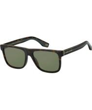Marc Jacobs Herre marc 275 s 086 qt 55 solbriller