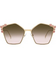 Fendi Kvinder ff0261 s 0 53 57 kan øjne solbriller