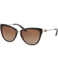 Michael Kors Mk6039 56 Abela ii mørk skildpaddeskal lavendel 314513 solbriller