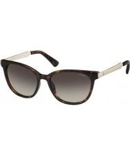 Polaroid Dame pld5015-s lly 94 havana guld polariseret solbriller