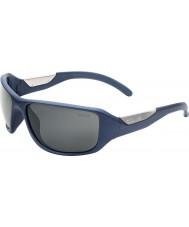 Bolle Smart mat blå polariseret TNS pistol solbriller
