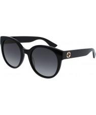 Gucci Ladies gg0035s sorte solbriller