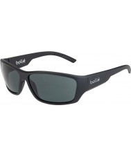 Bolle 12373 ibex sorte solbriller