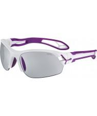 Cebe Cbspring5 s-pring hvide solbriller