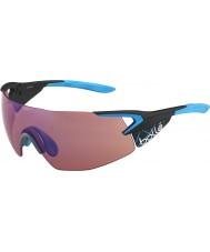 Bolle 5. element pro mat carbon blå rose-blå solbriller