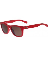 Lacoste L790s røde solbriller