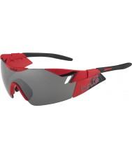 Bolle 6th Sense mat rød sort TNS pistol solbriller