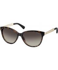 Polaroid Dame pld5016-s lly 94 havana guld polariseret solbriller