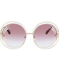 Chloe Dame ce114sri 835 62 carlina solbriller