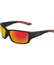 Bolle 12367 kayman sorte solbriller