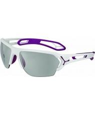 Cebe Cbstl14 s-track l hvide solbriller