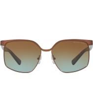 Michael Kors Mk1018 56 august bronze 11475d solbriller
