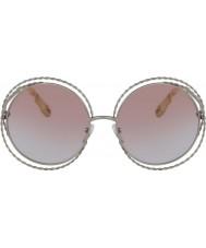 Chloe Dame ce114st 724 58 Carlina solbriller