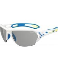 Cebe Cbstl8 s-track l hvide solbriller