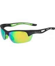 Bolle 12418 bolt s sorte solbriller