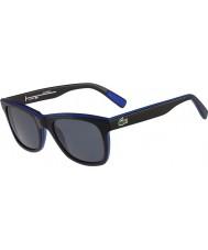Lacoste L781sp sort blå polariserede solbriller