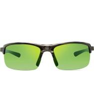 Revo Re4066 crux n greige woodgrain - grønne vand polariseret solbriller