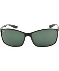 RayBan Rb4179 62 liteforce sort 601-71 solbriller