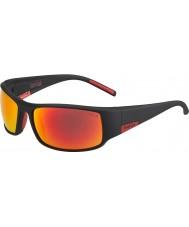 Bolle 12421 kong sorte solbriller