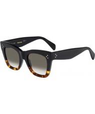 Celine Ladies cl 41090-s fu5 Z3 sorte skildpaddeskal solbriller