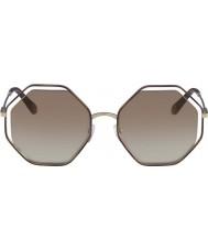 Chloe Dame ce132s 205 58 valmue solbriller