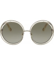 Chloe Dame ce114st 810 58 carlina solbriller