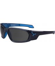Cebe S-cape store antracit blå polariserede solbriller